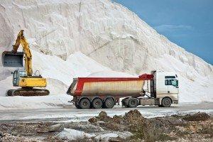 De-Icing Salt Mine